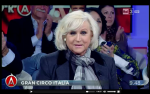 Liana Orfei RaiTre Agorà